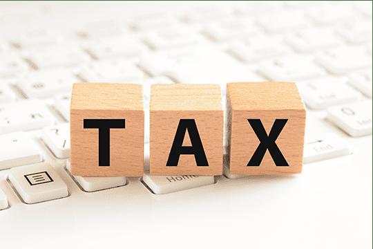 税務書類の電子申告
